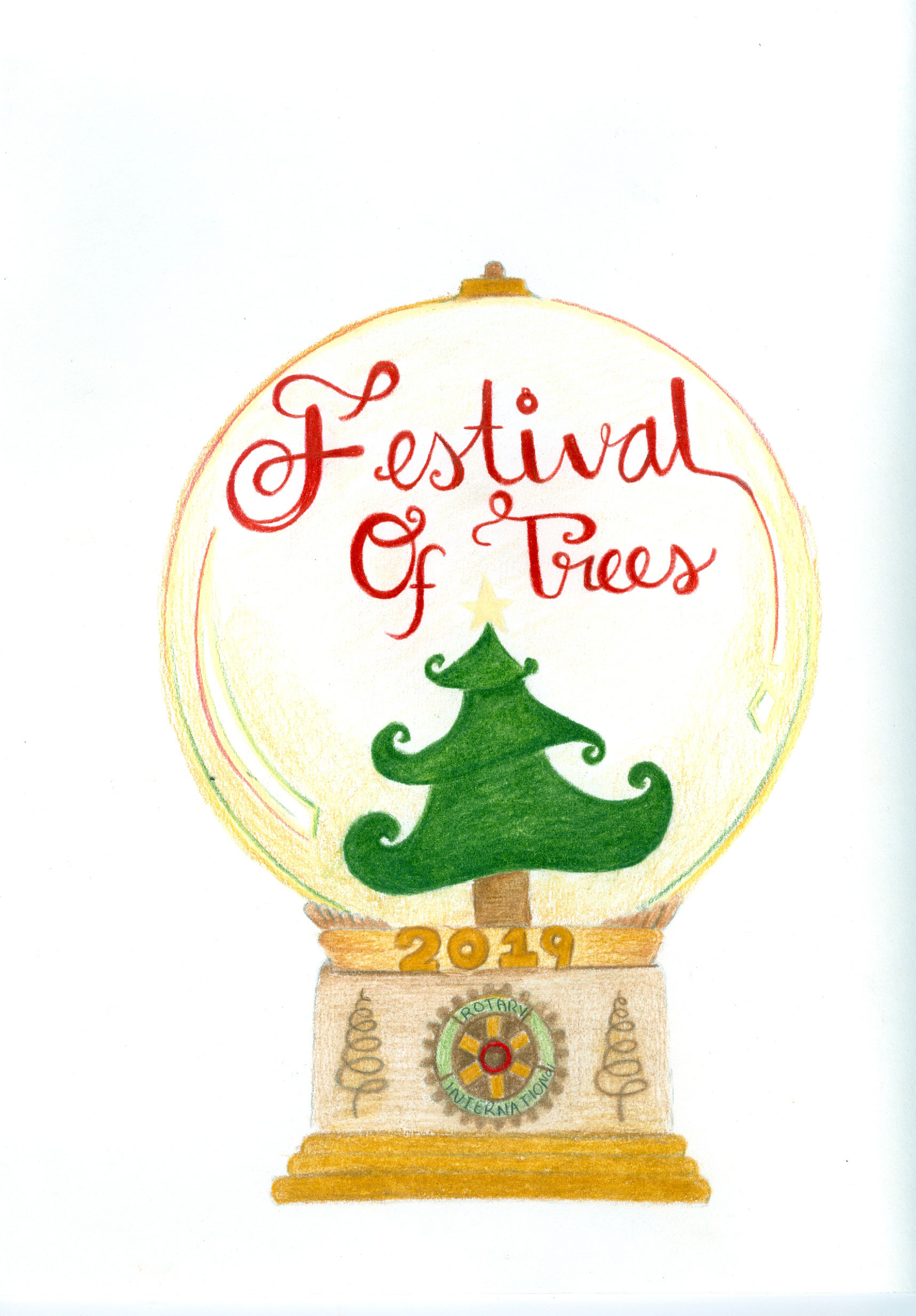 Final Festival of the Trees Logo