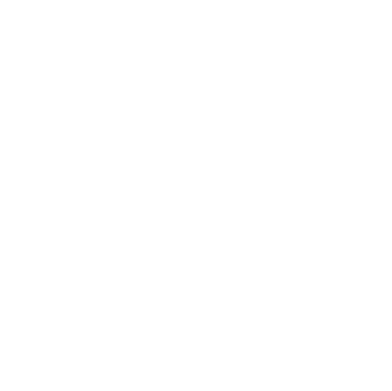 Clock icon white